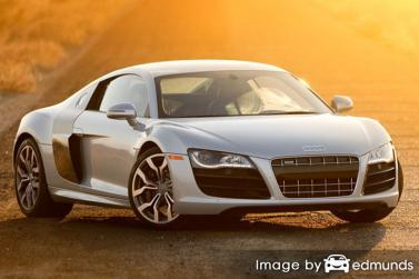 Insurance rates Audi R8 in Seattle