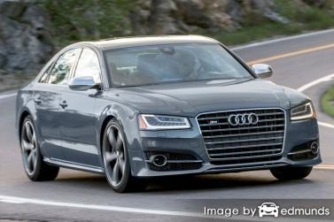 Cheapest Quotes For Audi S Insurance In Seattle WA - Audi quotes