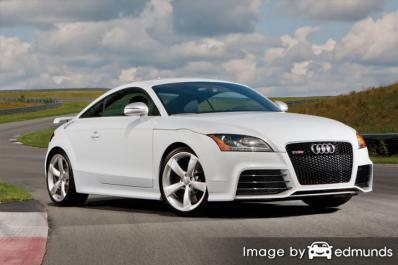 Compare Audi TT RS Insurance Quotes In Seattle Washington - Audi quotes