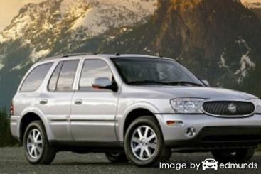 Insurance for Buick Rainier