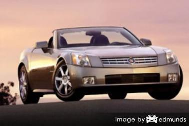 Insurance quote for Cadillac XLR in Seattle