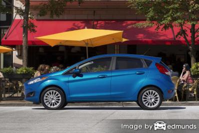 Insurance for Ford Fiesta