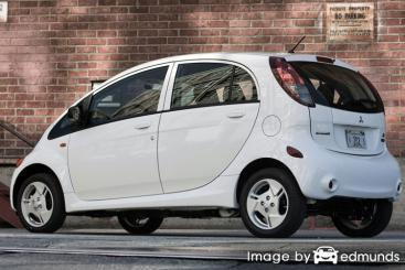 Insurance quote for Mitsubishi i-MiEV in Seattle