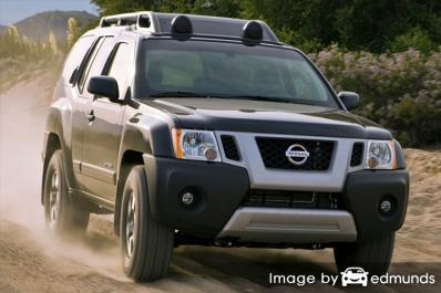 Compare Nissan Xterra Insurance Quotes In Seattle Washington