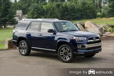 Insurance quote for Toyota 4Runner in Seattle