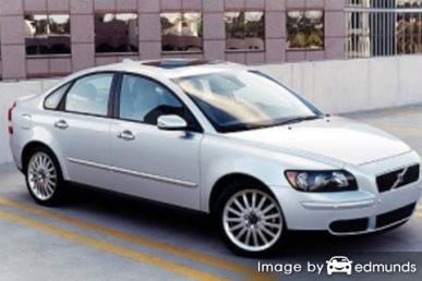 Insurance rates Volvo S40 in Seattle